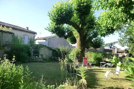 La Maison du Bouchonnier  Gascogne - Mézin