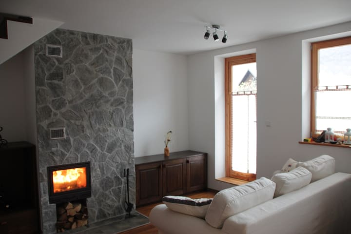 Apartment Cezsoca - Čezsoča - Apartment