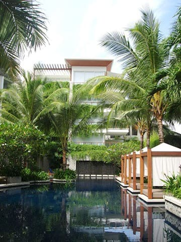 SURIN BEACH Luxury 3Bdr Penthouse - Choeng Thale - Appartamento