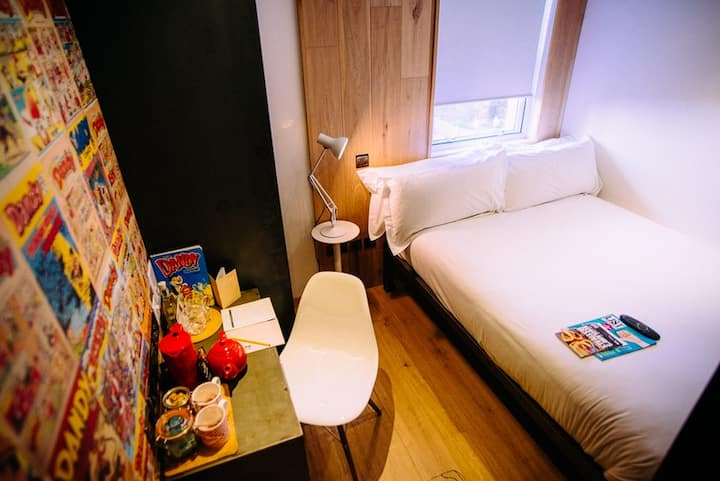 The Grassmarket Hotel, Snug Double