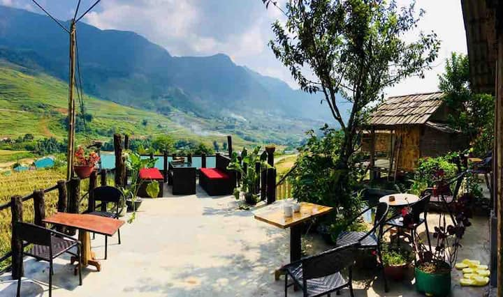 Cơmlam eco bungalow- mountain retreat