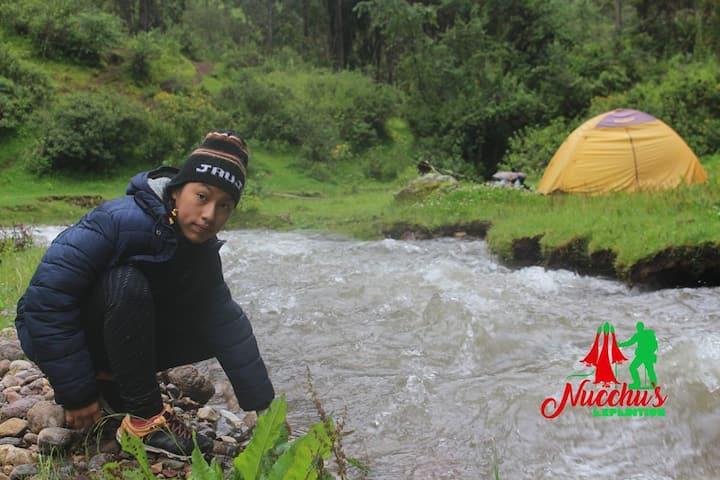 Yucay, puerta a la maravilla mundial Machu Picchu