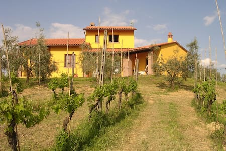 Exclusive holiday home CostaalBagno - Montopoli - Casa