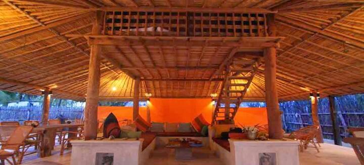 Nature Design Kitesurfing Resort With Pool