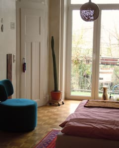 beautiful apartment near fair - Frankfurt