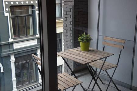 New apartment in heart of Antwerp