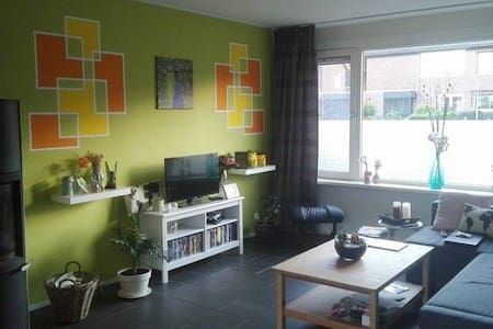 Modern room with breakfast near Amsterdam/Schiphol - House