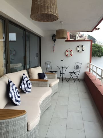 Hermoso Dpto frente al mar, Reñaca - Viña del Mar - Apartamento