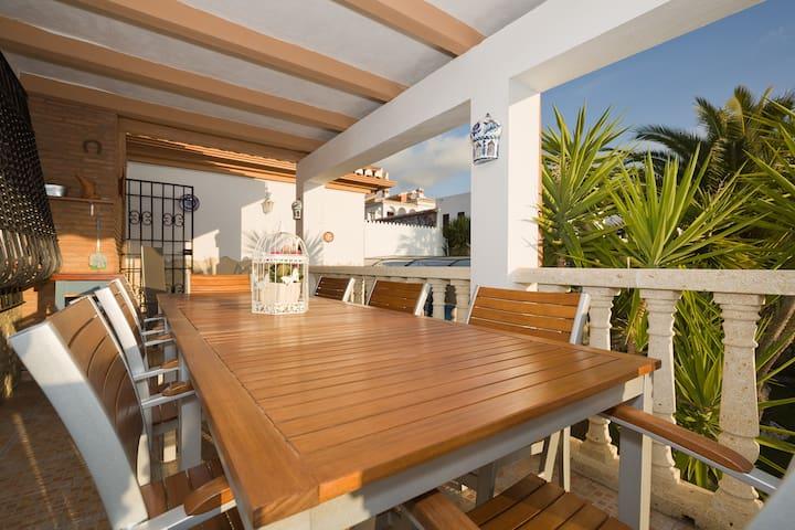 Chambres d'hôtes 15mn de Granada - El Puntal - Villa
