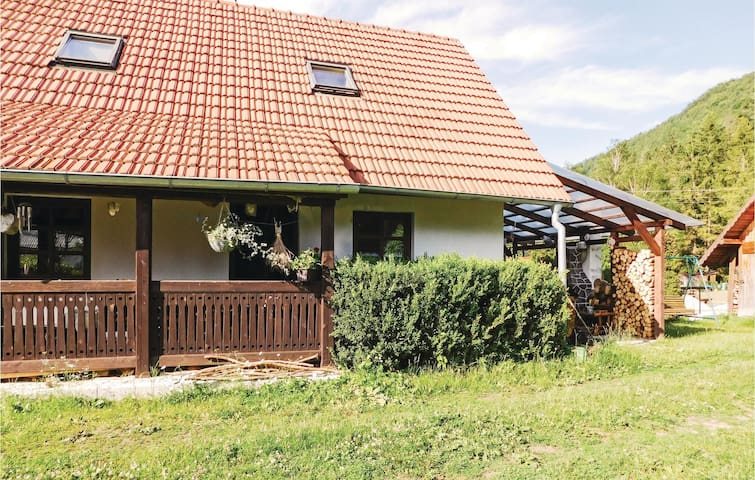 Holiday cottage with 1 bedroom on 45m² in Hrabusice