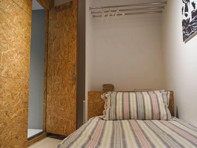 【briQue】Cubic single room 3B