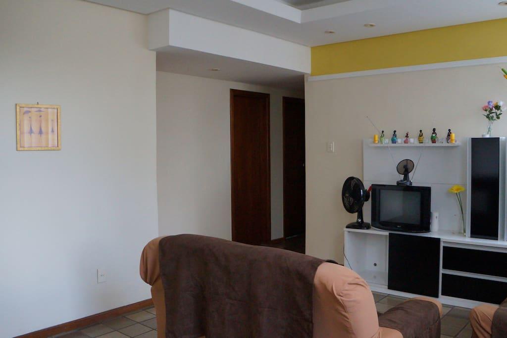 Appartement 3 chs, Ondina, Salvador