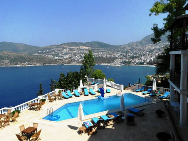 Lovely sea view apartment No. 21 - Kalkan - Appartement