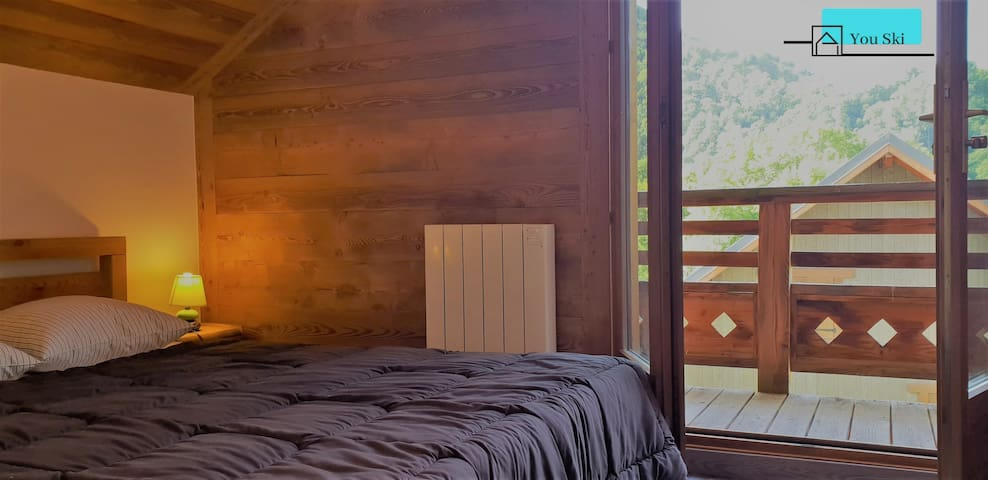 3ème chambre avec vue montagne