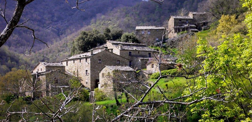Borgo di Vagli - コルトーナ - 一軒家