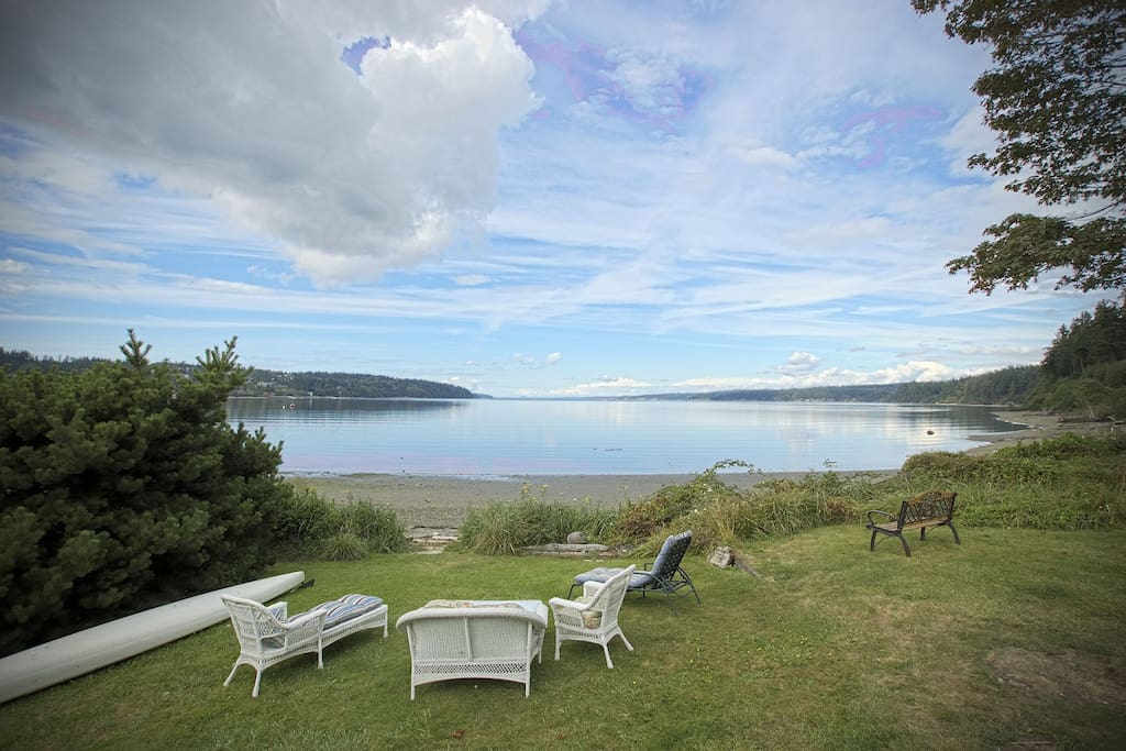 Whidbey Island House Rent