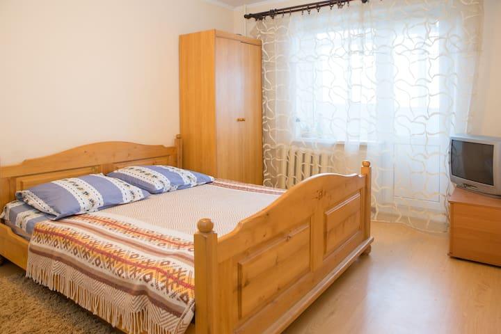 Cozy,nice apartment in a quiet loca - Kiev - Apartment
