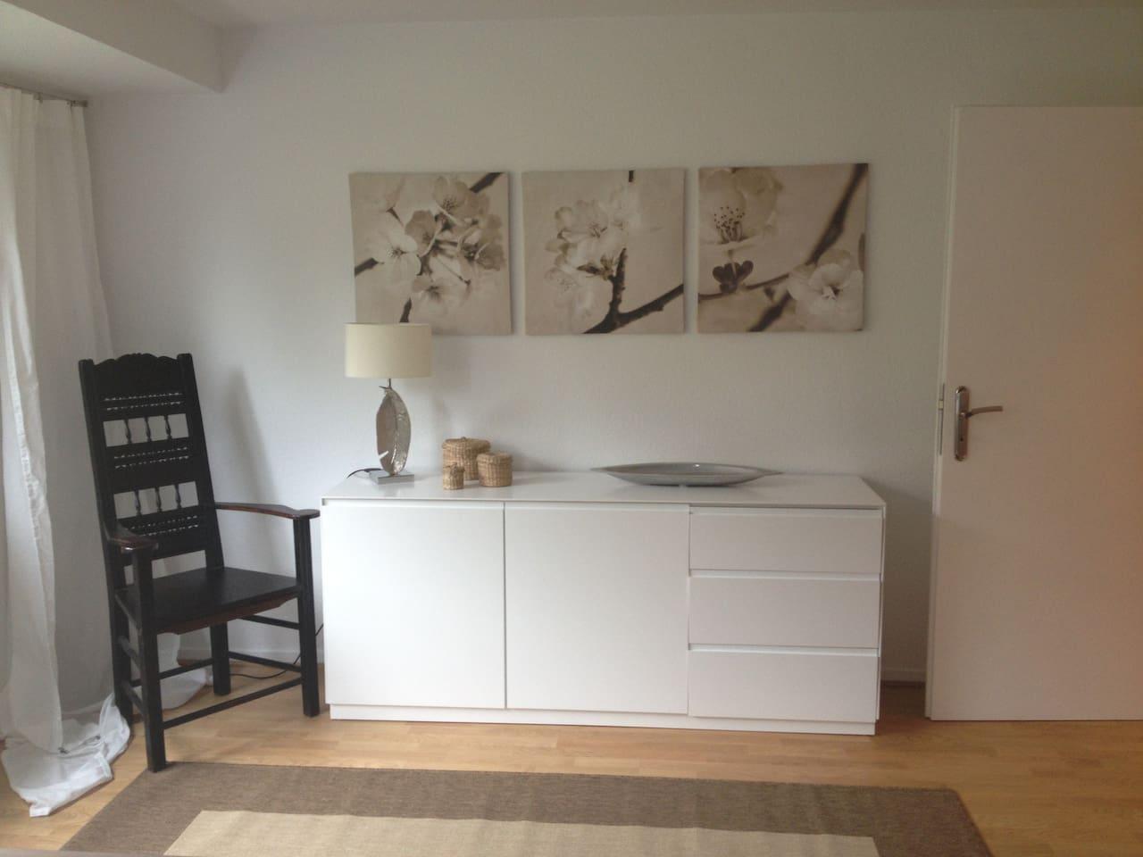the roomchen*Schlafzimmer - bedroom