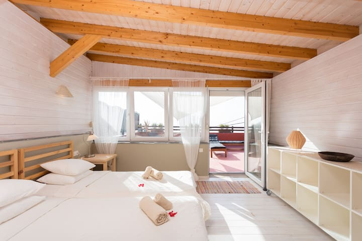 SANSOFI HOSTEL  Double room - family room - San Miguel de Abona, Provinz Santa Cruz de Tenerife, Spanien - Bed & Breakfast