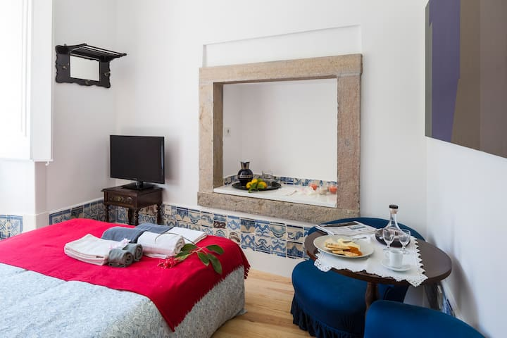 S3 - Economy Double Room with Mountain View - Sintra - Apartment