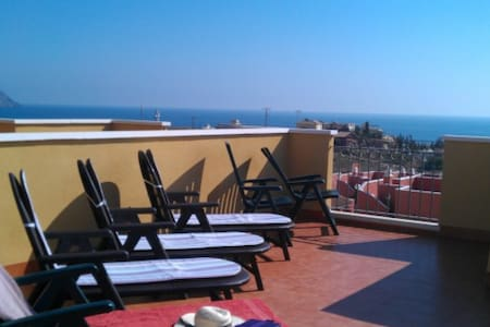 2 bed 2 bath villa with sea views - Isla Plana - Villa