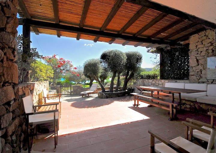 retreat at Ira beach, Porto Rotondo