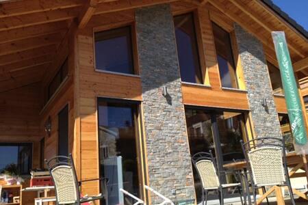 Magnifique maison en bois - Saint-Cergues - Casa