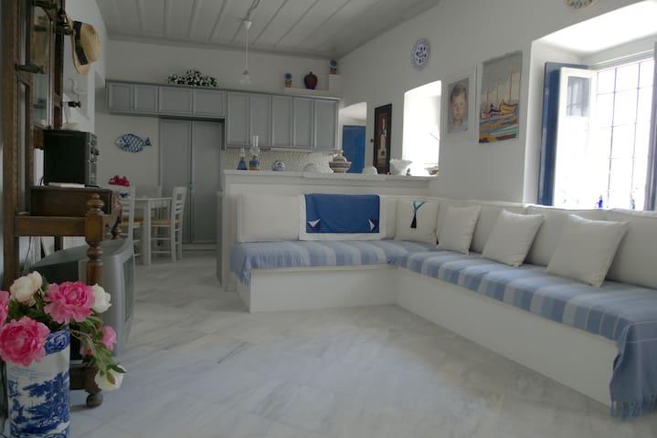 Enjoy our superb island house no1 - Spetses - Ház