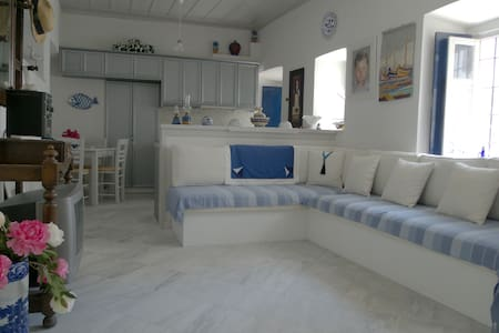 Enjoy our superb island house no1