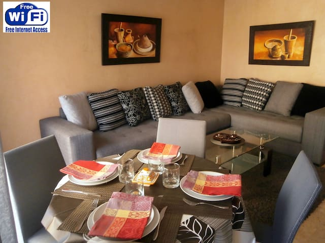 wifi-apartment in Casa Sea view - Casablanca