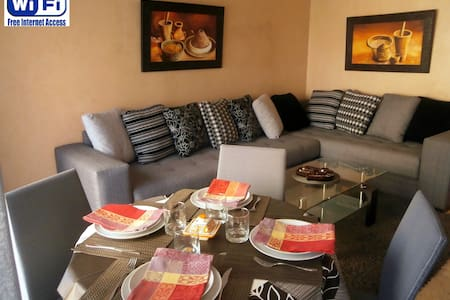 wifi-apartment in Casa Sea view - 卡萨布兰卡 - 公寓