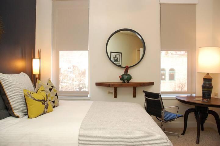 Independence Square Room 204 - แอสเพน - ที่พักพร้อมอาหารเช้า