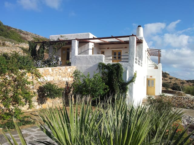 beautiful house in the countryside - Lefkes - Huis