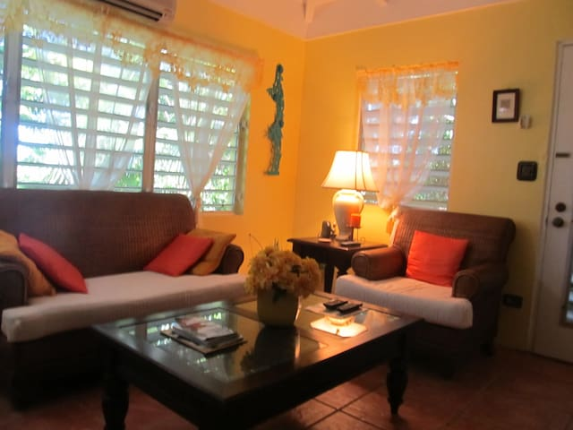Cariso Suite - Frederiksted - Apartment