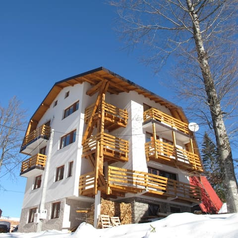 Jahorina Apartment Jovic 1