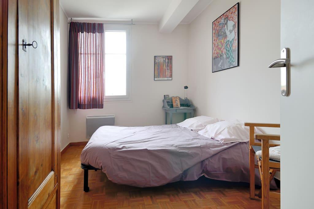 Chambre calme proche centre parking appartements louer for Chambre calme en anglais