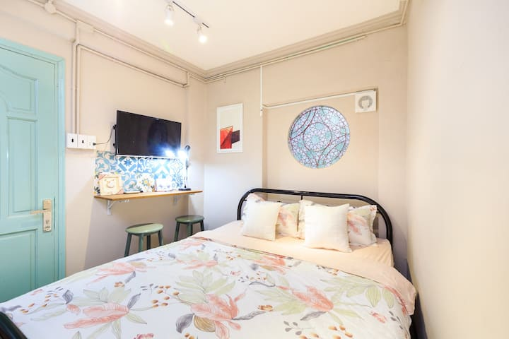 [50% OFF] Blossom room in the heart of HCMC