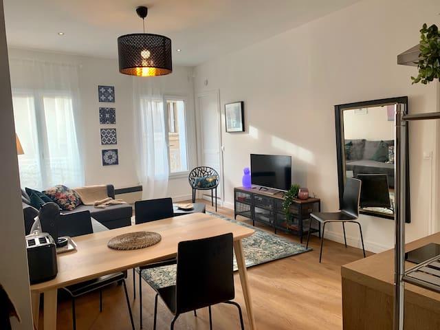 Très bel appartement, centre historique, PARKING