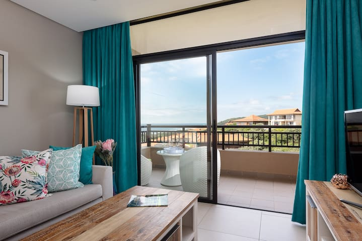Gorgeous 1 Bed Zimbali Suites Sea View