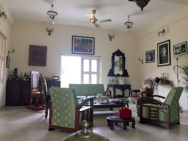 Country house-A countryside spiritual retreat
