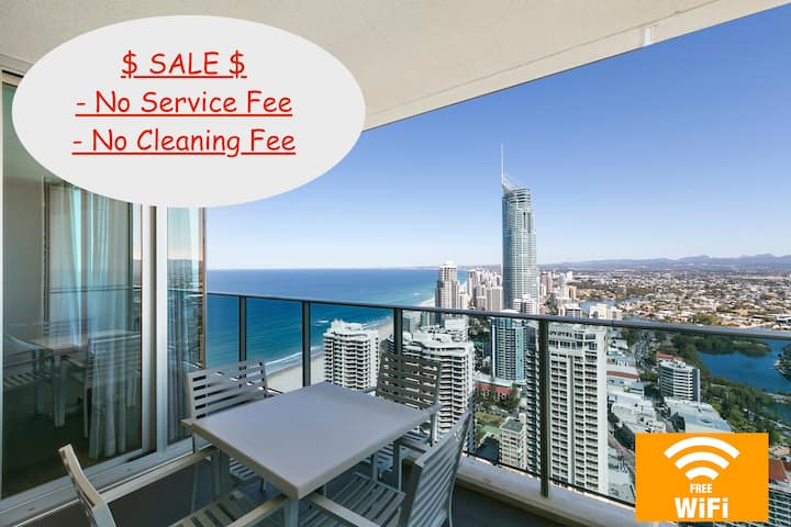 41st Floor 5 STAR Resort LUXURY Surfers Paradise