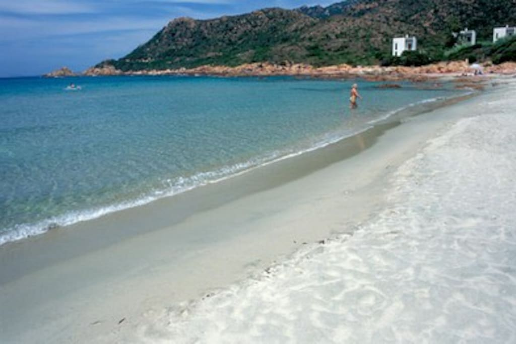 Su Sirboni beach
