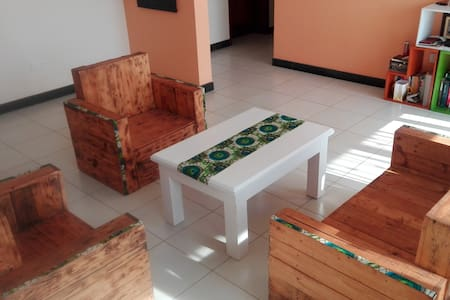 The Rwizi Rest.