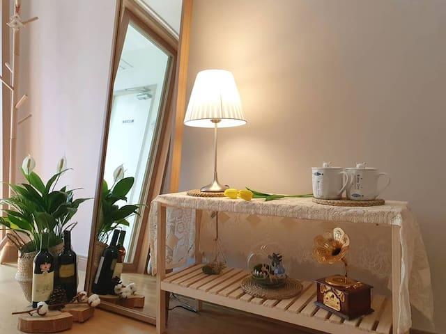 #거제도 ❤Geojedo 포근함이 넘치는 방으로 오세요 :-)cozy & warm room