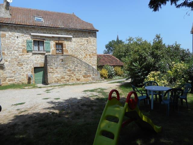 Maison de campagne  restaurée