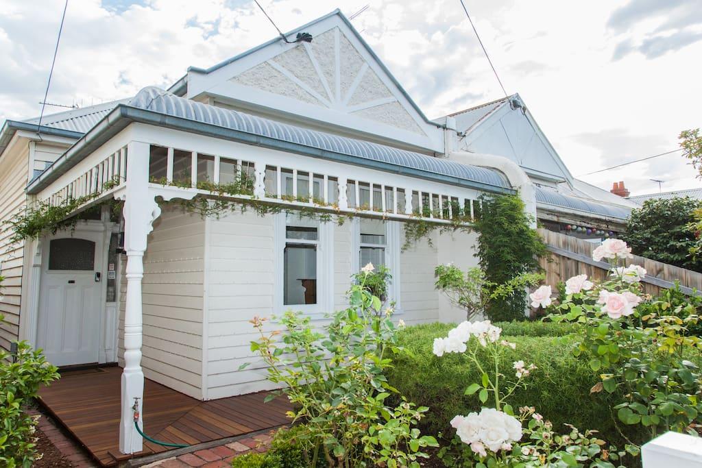 Queen bea melbourne maisons louer northcote - Maison entrepot melbourne en australie ...
