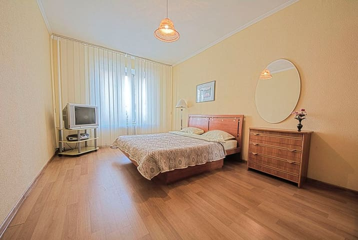 Beautiful 2Bedrooms in Center (Maidan) for 6person