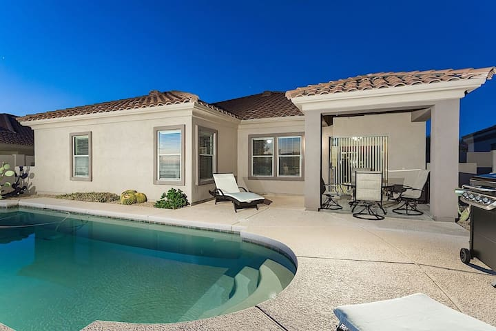*SANITIZED*   Legend Oasis Spectacular 4 BR/ PVT Pool/ Golf/ Scottsdale