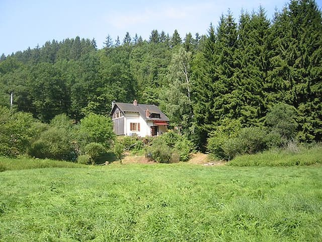 Family house in nature (6 p) - Maulusmühle