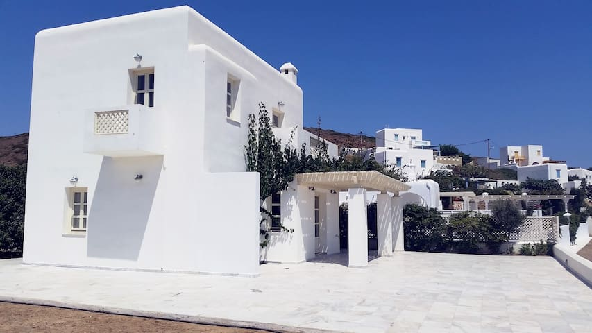 Family-Friendly Cycladic design lux-house- ARTEMIS - Astipalea - Дом